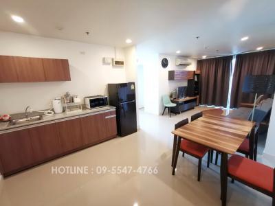 For SaleCondoSiam Paragon ,Chulalongkorn,Samyan : (SALE) Condo WISH @ Samyan (Cornor RM)  at 7th.FL   fully furnished & ready to move-in._09 5547 4766