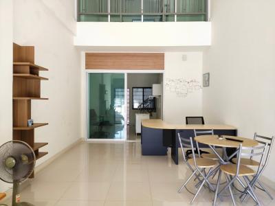 ขายตึกแถว อาคารพาณิชย์นวมินทร์ รามอินทรา : ขาย อาคารพาณิชย์ โครงการ B Avenue สุขาภิบาล 5 ของแสนสิริ