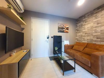 ขายคอนโดอ่อนนุช อุดมสุข : ขายด่วน Life sukhumvit 48 Condo /1 Bed / 30 sqm. / 3.59 mb  Hight floor.