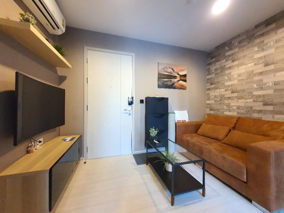 For SaleCondoOnnut, Udomsuk : ขายด่วน Life sukhumvit 48 Condo /1 Bed / 30 sqm. / 3.79 mb  Hight floor.