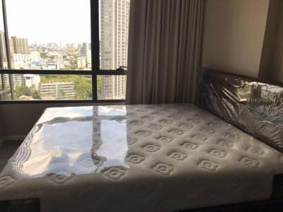 For RentCondoOnnut, Udomsuk : Condo for rent : The Room Sukhumvit 69 Type :  1  bedroom 1 bathroom Size  : 35 sq.m  Floor  : 10 Rent Price  20,000 Baht/Month