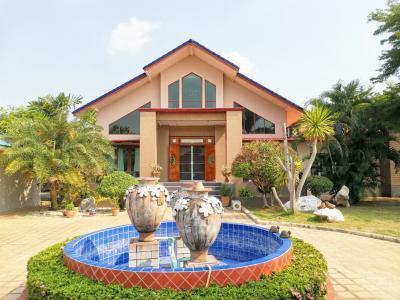 ขายบ้านพุทธมณฑล ศาลายา : ขายบ้านสวยพร้อมที่ดิน ตัวเมืองนครปฐม
