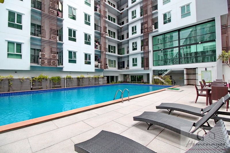 For SaleCondoRattanathibet, Sanambinna : Condo for sale near bts, Ministry of Public Health, 150 m, size 32 sqm., 4th floor, near Rattanathibet Sanambinnam, a large room, only 3 last rooms, complete with free furniture.