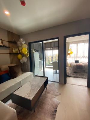 ขายคอนโดอ่อนนุช อุดมสุข : ขายด่วน ห้องหลุดดาวน์!! Elio del nest 1นอน1น้ำ ฟรีโอน ถูกที่สุดในตึก โทร:0868889328(บอล)