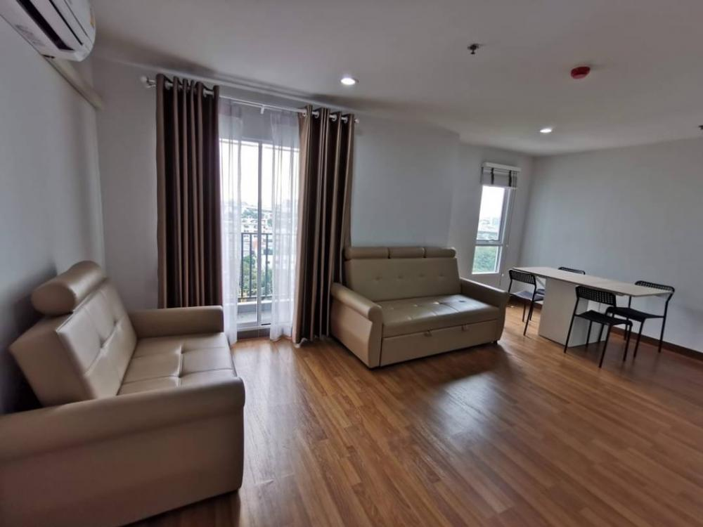 """For RentCondoBang Sue, Wong Sawang : For rent 🌿""""Suite room 56 sq.m., clear view + beautiful garden, full-featured"""" #Regent Bangson27"""