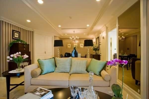 เช่าคอนโดสุขุมวิท อโศก ทองหล่อ : +++ เช่าด่วน ห้องสวย +++ La Vie En Rose Place ** 3 ห้อง 132 ตร.ม. แต่งครบพร้อมเข้าอยู่!!
