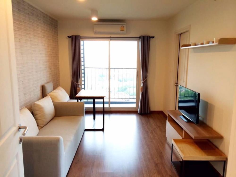 For RentCondoRamkhamhaeng, Hua Mak : U Delight @ Hua Mak 40 sqm, Floor 20, 1 bed 14,000 baht 064-959-8900