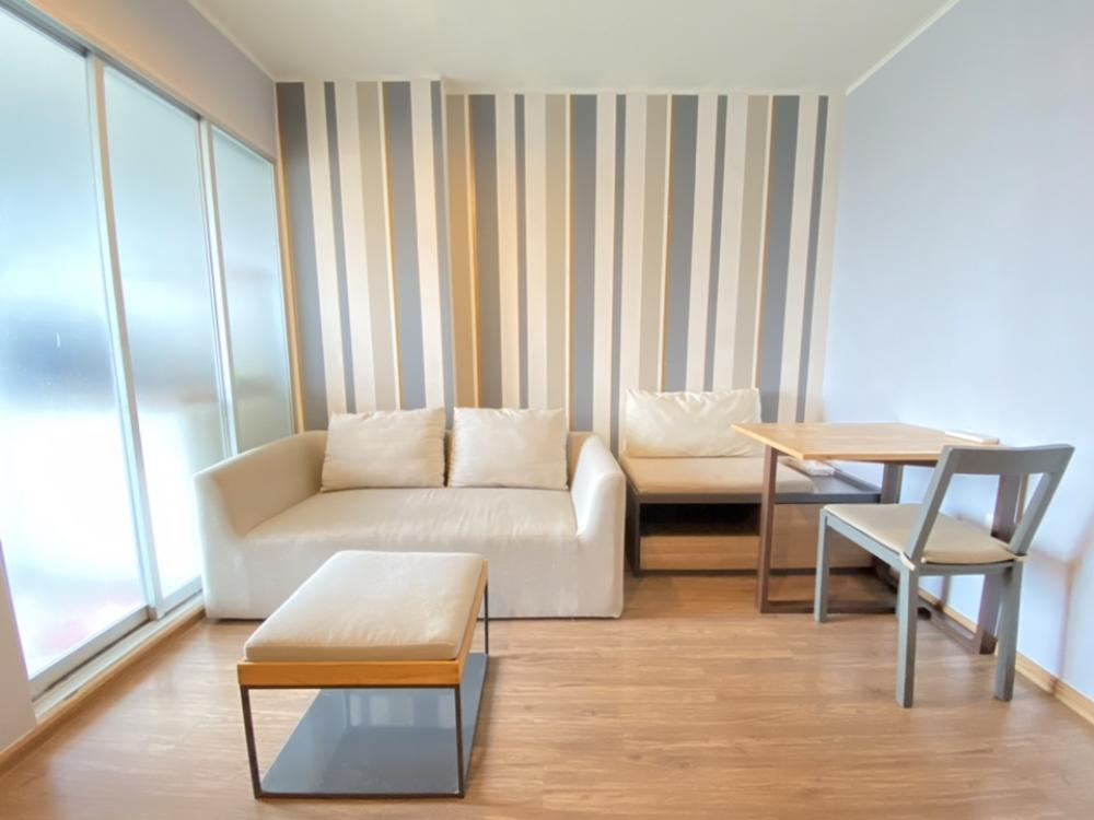 For RentCondoRamkhamhaeng, Hua Mak : U Delight @ Huamark 31 sqm 20th floor 1 bed 8,000 baht 064-959-8900