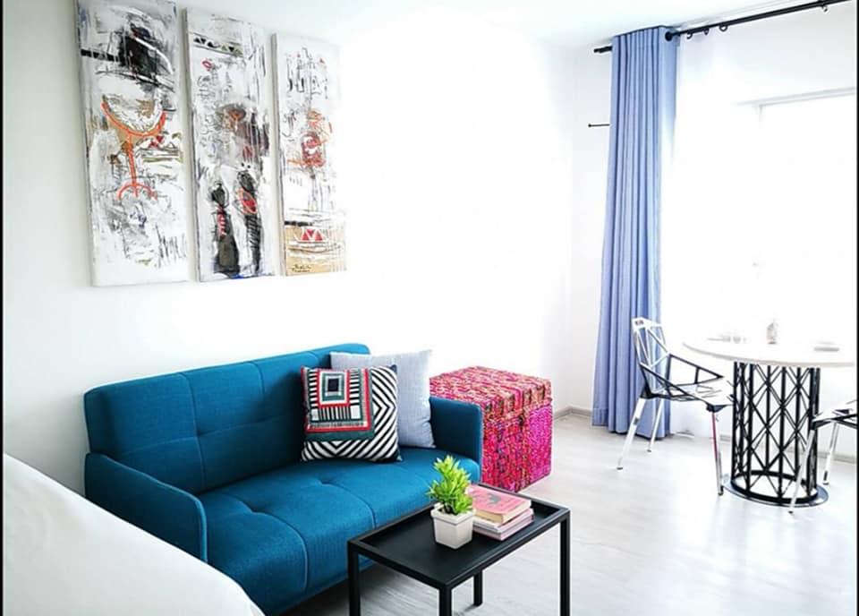 For SaleCondoThaphra, Wutthakat : A1232 ++Urgent Sale!! ++ Aspire Sathorn-Taksin (Brick Zone) | Studio type, 1 bathroom, 28 sqm.
