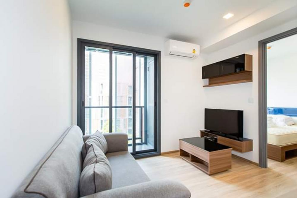 For RentCondoSukhumvit, Asoke, Thonglor : CONDO FOR RENT TAKA HAUS 🎉HOT PROMOTION Ready to move, Floor 6, Building A, size 34.66 sqm.