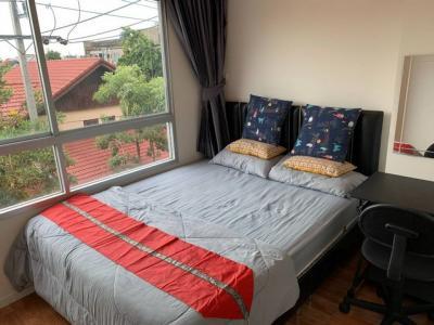 For RentCondoSamrong, Samut Prakan : For Rent, Lumpini Ville Sukhumvit 76 - Bearing Station Phase 1