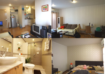 For RentCondoLadprao 48, Chokchai 4, Ladprao 71 : Condo for rent Ladprao The Next Soi Ladprao 44 1 bedroom 37 sqm. Near MRT Lat Phrao ** Urgent