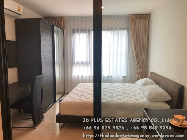 เช่าคอนโดพระราม 9 เพชรบุรีตัดใหม่ : Life Asoke Condo for rent : 1 bedroom for 30 sqm. On 6th floor. With fully furnished and electrical appliances. Just 1 step to MRT Phetchaburi , 140 m. to BTS Asoke , 500 m. to ARL Makkasan. Discount rental only for 16,0
