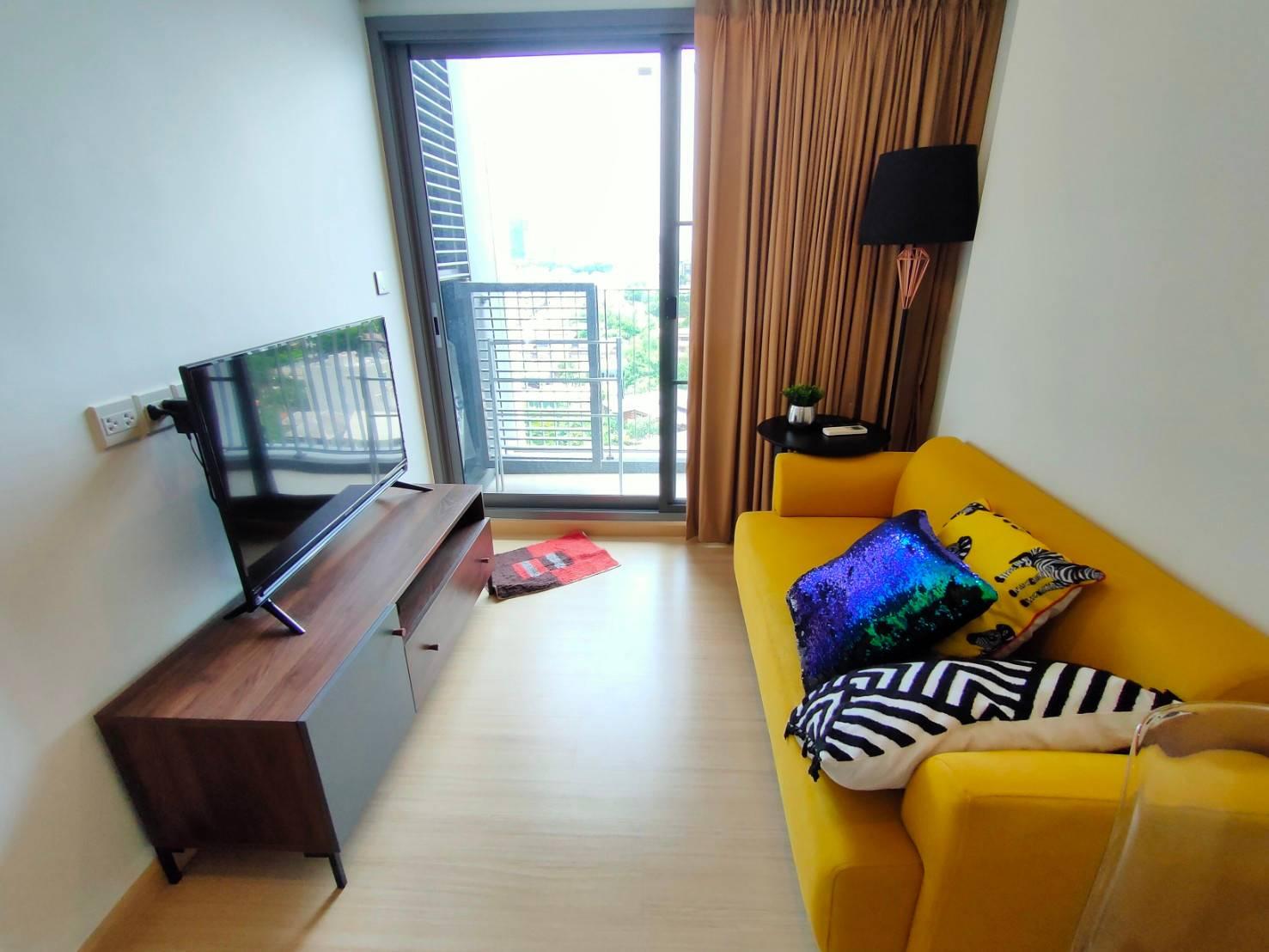 For RentCondoOnnut, Udomsuk : Whizdom connect 1Bedroom for rent
