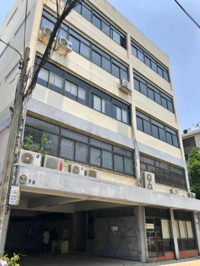 เช่าสำนักงานลาดพร้าว เซ็นทรัลลาดพร้าว : RF023ให้เช่าอาคารสำนักงาน 5 ชั้น 1200 ตรม ตกแต่งแล้ว วิภาวดี 20
