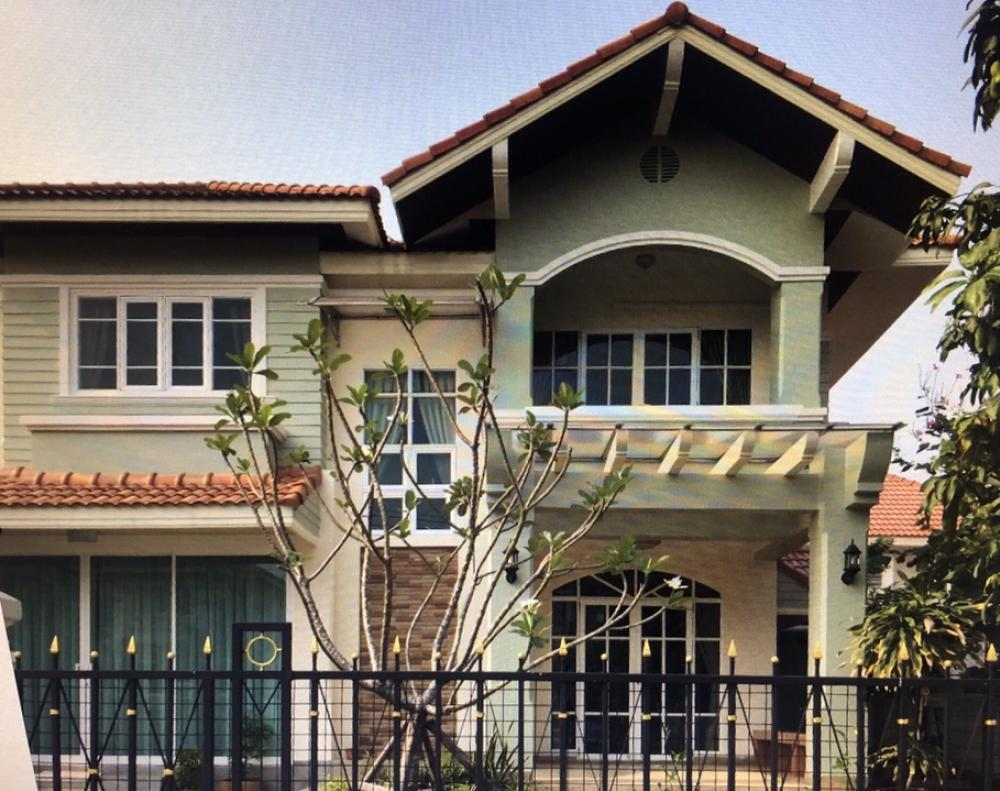For RentHouseRamkhamhaeng Nida, Seri Thai : Home for rent near mrt