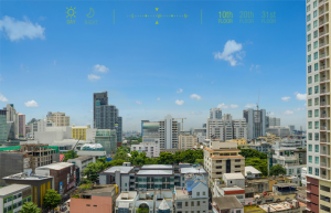Sale DownCondoRatchathewi,Phayathai : Project sales, posting, the most discounted price, Studio room Ideo Mobi Rangnam, only 4.49 million