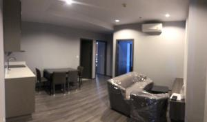 Sale DownCondoRatchathewi,Phayathai : Urgent sale, self post project, Ideo Mobi, 2 bedrooms, 2 bathrooms, 2 parking spaces, only 8.35 million