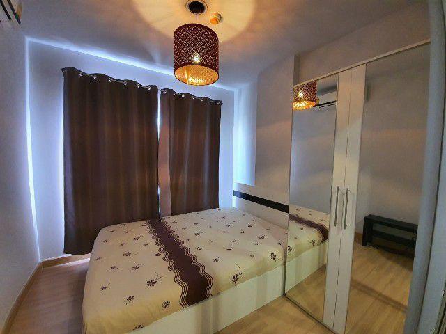 For SaleCondoRattanathibet, Sanambinna : Sale The Kitt Tiwanon, 27 sqm. 1 bedroom, 1 bath, 1.2 million, beautiful room, free transfer fee !!