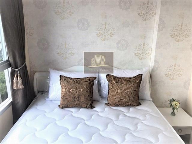 For RentCondoSamrong, Samut Prakan : Cheap rent!! Nice room!! Lumpini Ville Sukhumvit 76 Bearing Station Phase 1