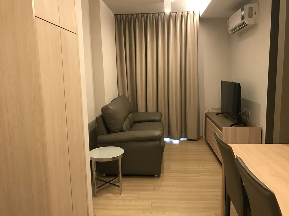 For RentCondoRatchathewi,Phayathai : Maestro 12, Ratchathewi welcomes school holidays For rent, 1 bedroom, beautiful decorated, ready to move in