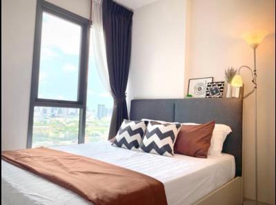 For RentCondoAri,Anusaowaree : ++ Rent very cheap !! Centric Ari Station, 1 bedroom 1 bathroom 33.5 sq.m.
