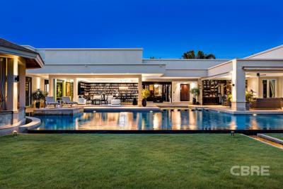 For SaleHousePattaya, Bangsaen, Chonburi : Pattaya Luxury Villa (652)