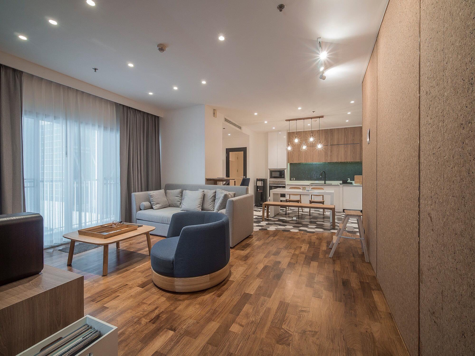 For RentCondoSukhumvit, Asoke, Thonglor : +++ - For rent, Noble Ora *, 1 bedroom, size 114 sq.m., fully furnished, ready to move in