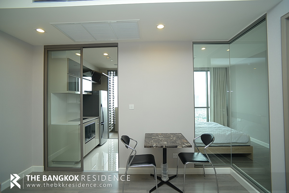 For RentCondoSiam Paragon ,Chulalongkorn,Samyan : Condo for Rent The Room Rama 4 @20,000 Baht/Month