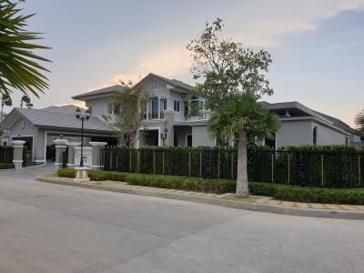For SaleHouseRama5, Ratchapruek, Bangkruai : Luxury house for sale Pruek Pirom Ratchaphruek-Rattanathibet