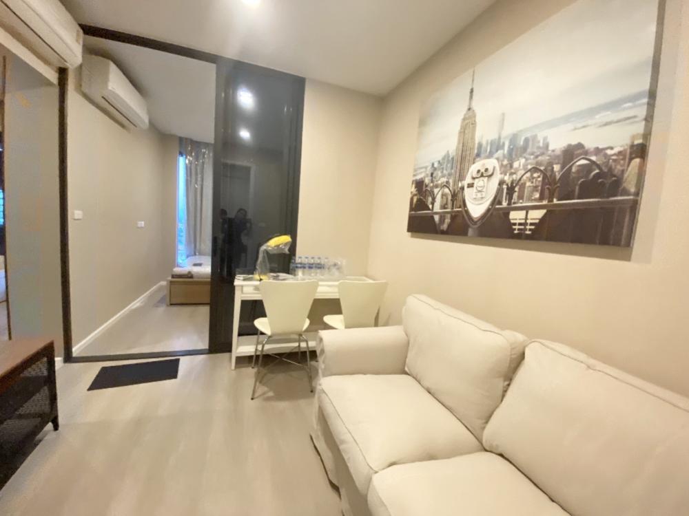 For RentCondoKasetsart, Ratchayothin : ⭐️⚡️✨ Condo for rent in Siela Sripatum. Bed️⭐️ 1bed plus 32 sqm, 18th floor, city view, near bts Sripatum