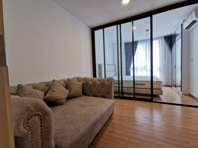 เช่าคอนโดสาทร นราธิวาส : Condo For Rent@ Notting Hill The Exclusive CharoenKrung Near Asiatique 1 Br. 27 sqm. pool view 13,000 Baht/Month