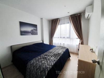 For RentCondoRama9, RCA, Petchaburi : Condo for rent, Ideo New Rama 9, Ready to move in