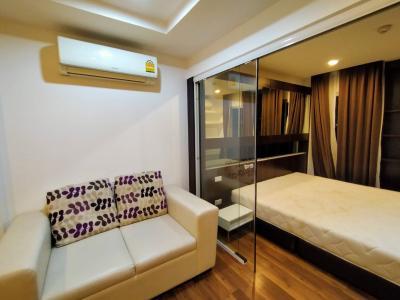 For RentCondoNawamin, Ramindra : For rent, Condo Parc Exo Kaset-Nawamin. Building A, Floor 4 / 8,000 baht.