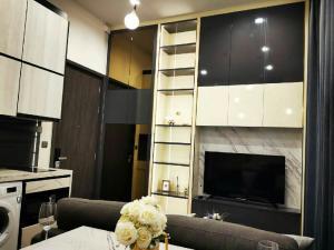 เช่าคอนโดอ่อนนุช อุดมสุข : Condo For Rent: 1 bedroom 1bathroom Hight ceiling 3.4 m The Line Sukhumvit 101
