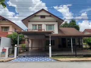 ขายบ้านโคราช เขาใหญ่ ปากช่อง : LH โคราช บ้านเดี่ยว อารมณ์รีสอร์ท สภาพดี สังคมดี 3 นอน 3 น้ำ
