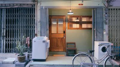 เช่าตึกแถว อาคารพาณิชย์วงเวียนใหญ่ เจริญนคร : ตึกปล่อยเช่า 3 นอน พร้อมเฟอร์นิเจอร์ครบ #ซอยเจริญนคร# 14/1