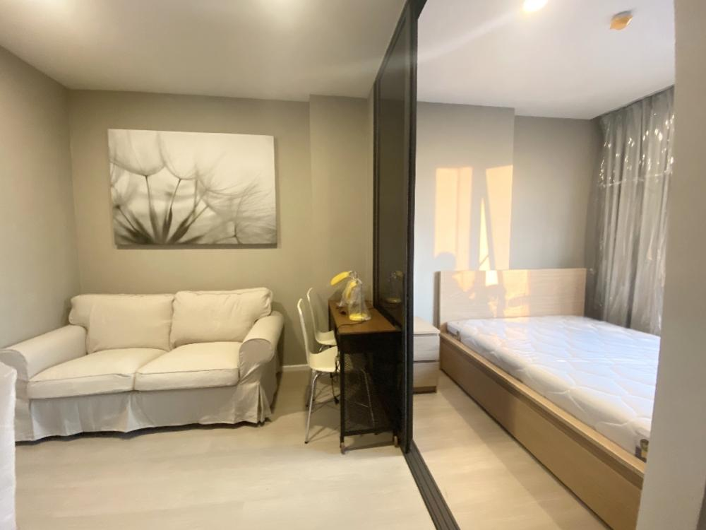 For RentCondoKasetsart, Ratchayothin : Condo for rent at Siela Sri Pathum, next to Bang Bua BTS station, 27 sqm, furniture and electrical appliances, only 10,000 baht