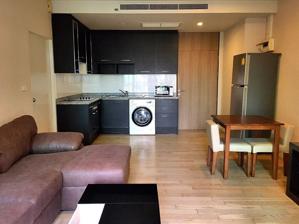 For RentCondoSukhumvit, Asoke, Thonglor : M2381-Condo for rent Noble Solo Thonglor Fully furnished