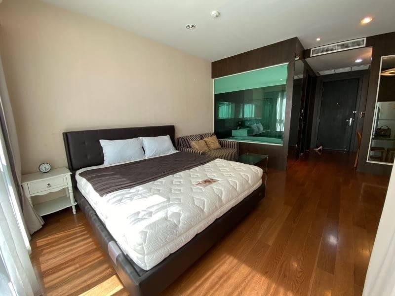 เช่าคอนโดวิทยุ ชิดลม หลังสวน : For Rent Pretty Room Best Deal at The Address Chidlom0645414424