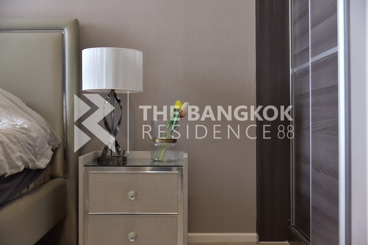 For SaleCondoRatchadapisek, Huaikwang, Suttisan : For sale, Quinn Condo Ratchada17, 2 bedrooms, 2 bathrooms, fully furnished, price per square meter is very cheap, only 7,060,000 baht.