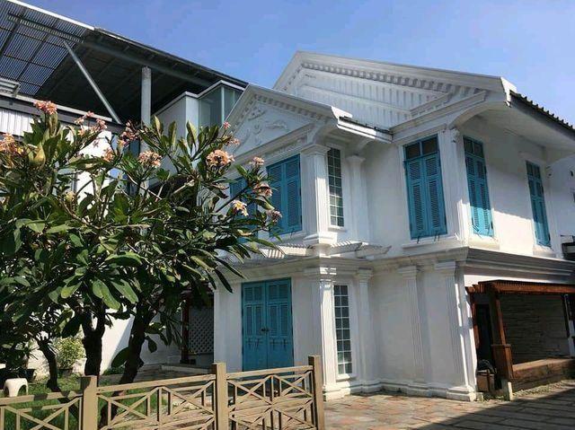 For RentHouseBang Sue, Wong Sawang : 2 storey house for rent near MRT Tao Poon, Soi Prachachuen 12, Contemporary Style House