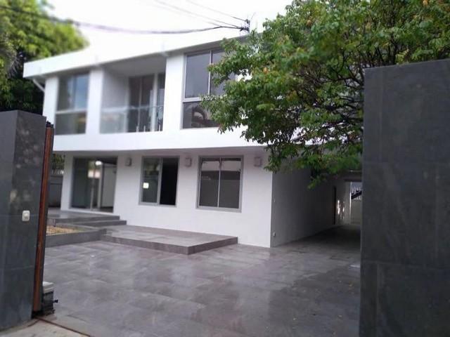 For SaleHouseSukhumvit, Asoke, Thonglor : 2 storey detached house for sale near BTS Phra Khanong, Soi Pridi Banomyong 14. Kasem Samran Village 2 New house renovated ready