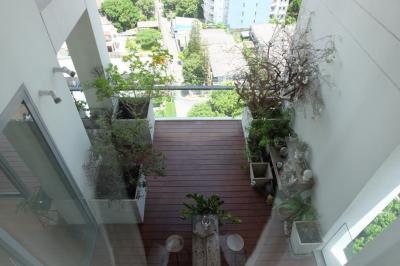 ขายคอนโดสาทร นราธิวาส : ขาย The Sukhothai Residence 3 bedroom Duplex