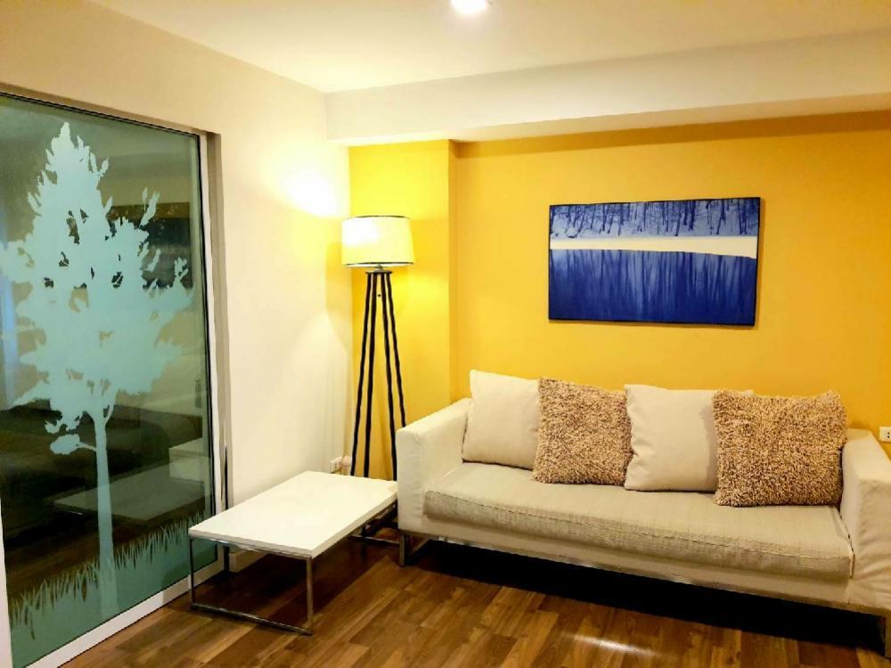 For SaleCondoOnnut, Udomsuk : The RoomSukhumvit79  150m from BTS On Nut  1 Bedroom size 38.62 sqm