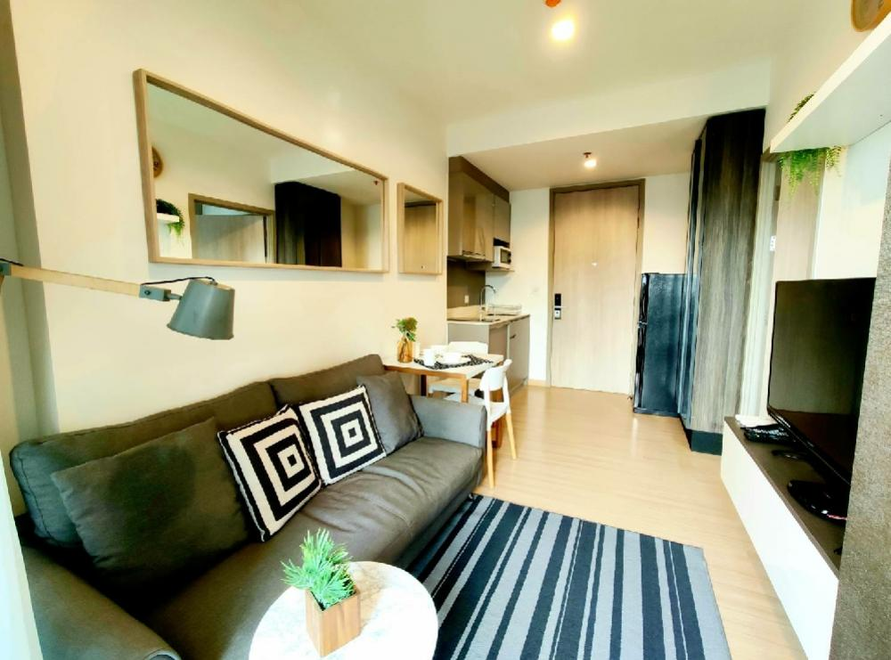 ขายคอนโดอ่อนนุช อุดมสุข : Whizdom Connect @True Digital Park Sukhumvit101 1 Bedroom Great park view