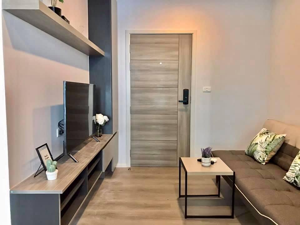 For RentCondoBangna, Lasalle, Bearing : Notting Hill Sukhumvit 105, Building C, Floor 5, size 26 sqm.