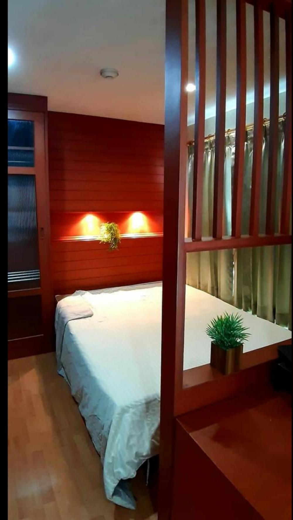 For SaleCondoVipawadee, Don Mueang, Lak Si : Park View Vibhavadi Laksi, urgent sale / rent, 7th floor, east view, outside, nice decoration