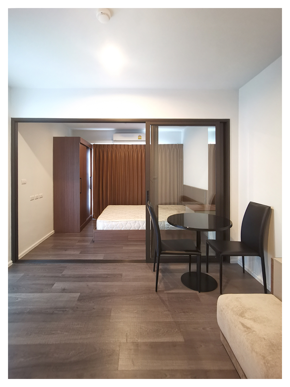 For SaleCondoBang Sue, Wong Sawang : Condo for sale The stage Tao Poon with electric appliances