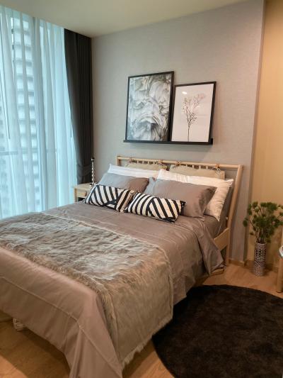 เช่าคอนโดสุขุมวิท อโศก ทองหล่อ : โนเบิลรีโคลสุขุมวิท19 / 25,000THBลดราคาจาก30k / 1ห้องนอน(35ตรม)